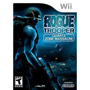 Rogue Trooper Quartz Zone Massacre - Wii Game