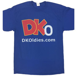 DKOldies Logo 2019 - Officially Licensed T-Shirt