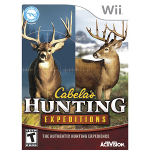 Cabela's Hunting Expeditions - Wii Game