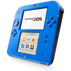 Nintendo 2DS Electric Blue Handheld System