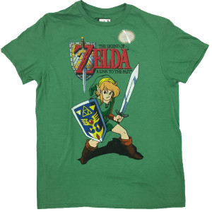Zelda Link to the Past - Officially Licensed T-Shirt