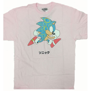 Sonic Pink - Officially Licensed T-Shirt