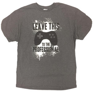 Leave This To The Professional - Officially Licensed T-Shirt