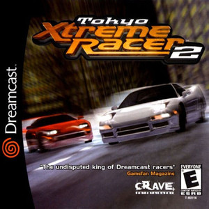 Tokyo Xtreme Racer 2 - Dreamcast Game