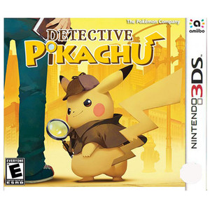 Detective Pikachu - 3DS Game