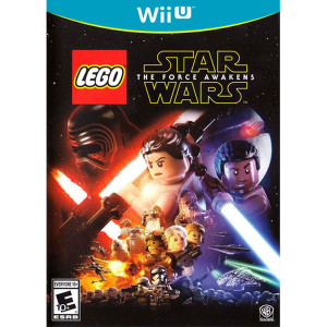 LEGO Star Wars The Force Awakens for Nintendo Wii U