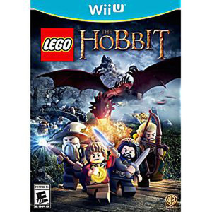 Lego The Hobbit - Wii U Game