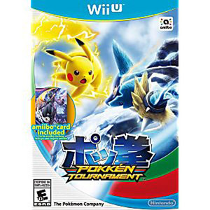 Pokken Tournament - Wii U Game