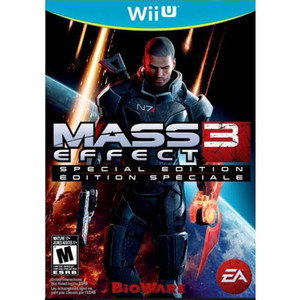 Mass Effect 3 - Wii U Game