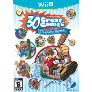 Family Party 30 Great Games Obstacle Arcade - Wii U Game