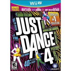 Just Dance 4 - Wii U Game