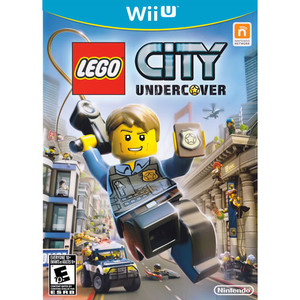 Lego City Undercover - Wii U Game