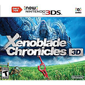 Xenoblade Chronicles 3D - 3DS Game