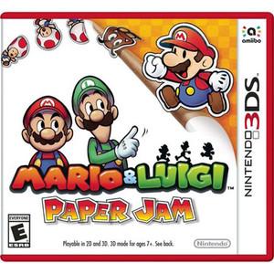 Mario & Luigi Paper Jam - 3DS Game