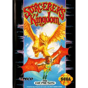 Sorcerer's Kingdom - Genesis Game