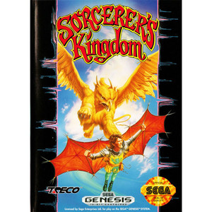 Sorcerer's Kingdom - Genesis Game