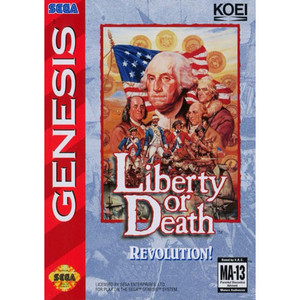 Liberty or Death - Genesis Game