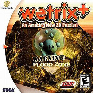 Wetrix+ - Dreamcast Game