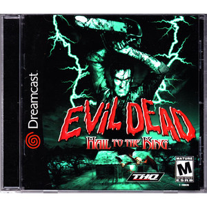 Evil Dead Hail to the King - Dreamcast Game