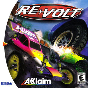 Revolt - Dreamcast Game