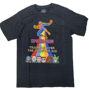 Spider-Man Triumphs - Officially Licensed T-Shirt