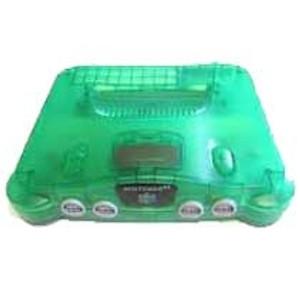 Nintendo 64 Player Pak Jungle Green