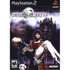 Shadow Hearts Playstation 2 PS2 used RPG video game for sale online.