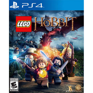 Lego Hobbit Playstation 4 PS4 used video game for sale online.