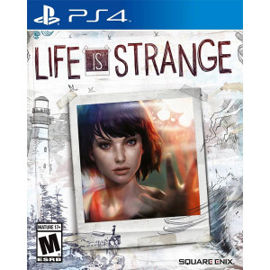 Life is Strange Playstation 4 PS4 used video game for sale online.