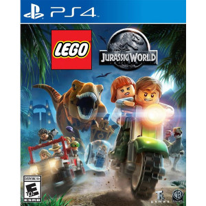 Lego Jurassic World Playstation 4 PS4 used video game for sale online.