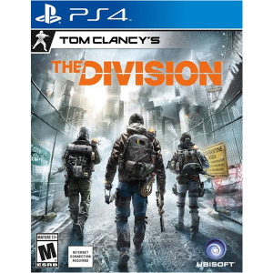 Tom Clancy's the Division Playstation 4 PS4 used video game for sale online.