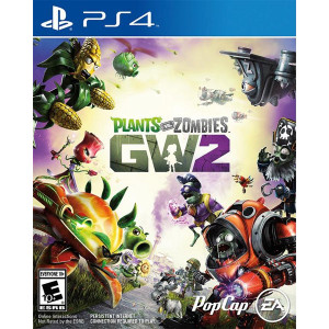 Plants vs Zombies GW2 Playstation 4 PS4 used video game for sale online.
