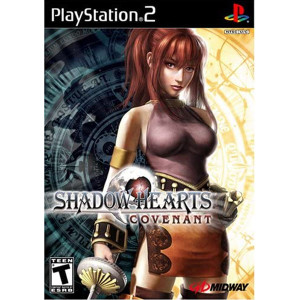 Shadow Hearts Covenant Playstation 2 PS2 used video game for sale online.