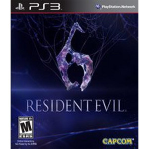Resident Evil 6 Playstation 3 PS3 Used Video Game For Sale Online.