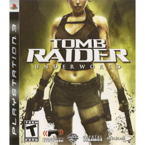Tomb Raider Underworld Playstation 3 PS3 Used Video Game For Sale Online.