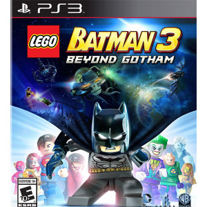 Lego Batman 3 Beyond Gotham Playstation 3 PS3 Used Video Game For Sale Online.