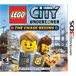 Lego City Undercover Nintendo 3DS Nintendo Used Video Game for sale online.