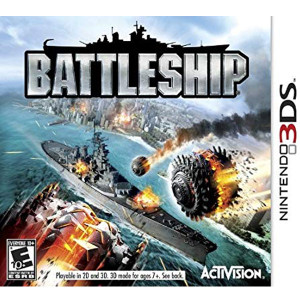 Battleship Nintendo 3DS Nintendo Used Video Game for sale online.