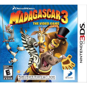 Madagascar 3 Nintendo 3DS Nintendo Used Video Game for sale online.