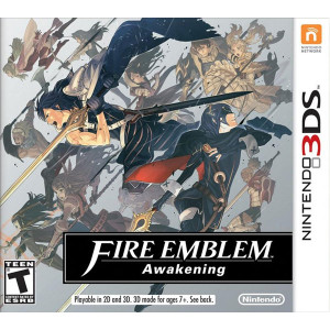 Fire Emblem Awakening 3DS Used Nintendo Video Game For Sale Online.
