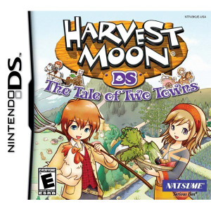 Harvest Moon DS Tale of Two Towns Nintendo DS Used Video Game For Sale Online.