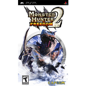 Monster Hunter 2 Freedom PSP Used Video Game For Sale Online.