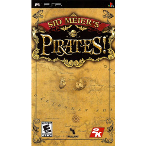 Sid Meir's Pirates! PSP Used Video Game For Sale Online.
