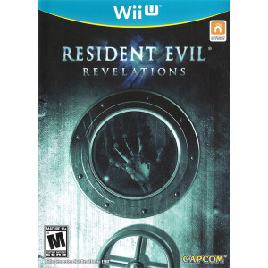 Resident Evil Revelations Wii U Nintendo original video game game used for sale online.