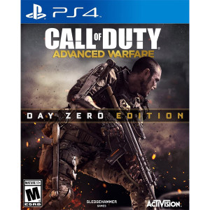 Call of Duty Advanced Warfare Day Zero Ed. Playstation 4 PS4 used video game for sale online.