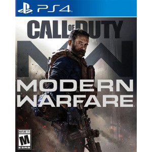 Call of Duty Modern Warfare Playstation 4 PS4 used video game for sale online.