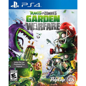 Plants Vs. Zombies Garden Warfare Playstation 4 PS4 used video game for sale online.