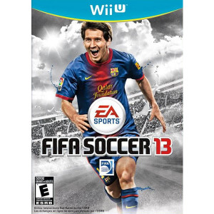 Fifa Soccer 13 Wii U Nintendo original video game game used for sale online.