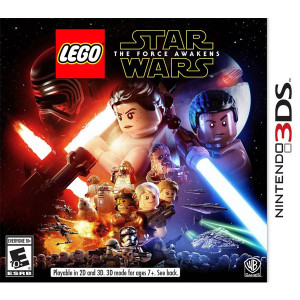 Lego Star Wars The Force Awakens Nintendo 3DS used video game for sale online.