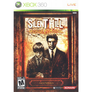 Silent Hill Homecoming Microsoft Xbox 360 used video game for sale online.